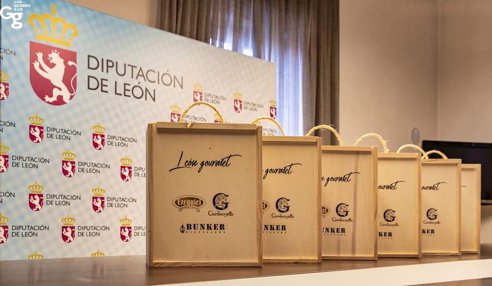 Presentación de León Gourmet en la Diputación de León - 1