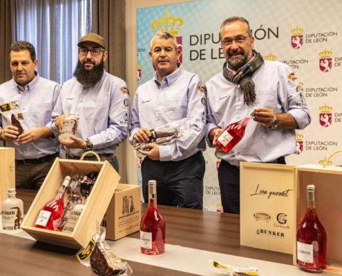 Presentación de León Gourmet en la Diputación de León - 3