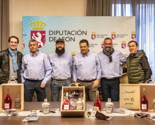 Presentación de León Gourmet en la Diputación de León - 4