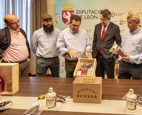 Presentación de León Gourmet en la Diputación de León - 6