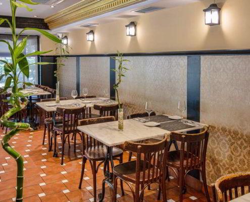Restaurante El Bigote del Marqués León 2018 - 2