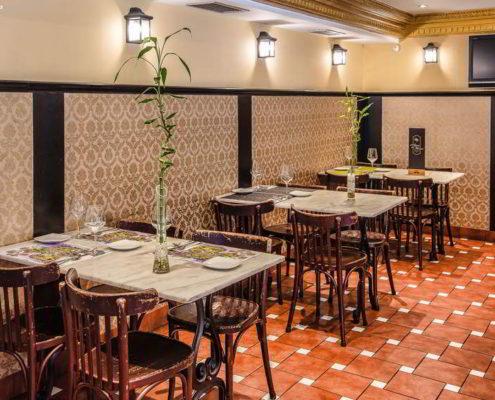 Restaurante El Bigote del Marqués León 2018 - 3