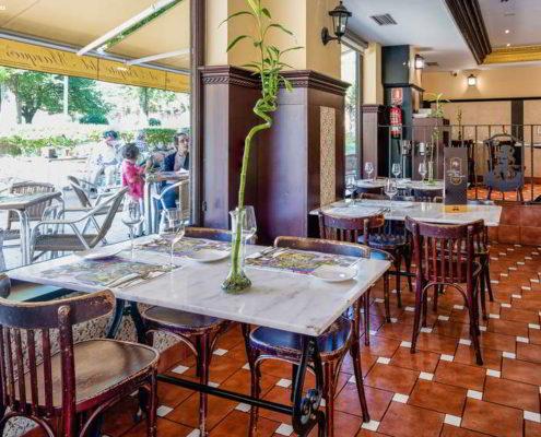 Restaurante El Bigote del Marqués León 2018 - 4
