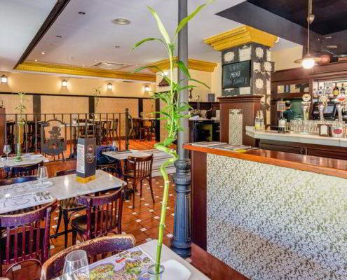 Restaurante El Bigote del Marqués León 2018 - 6