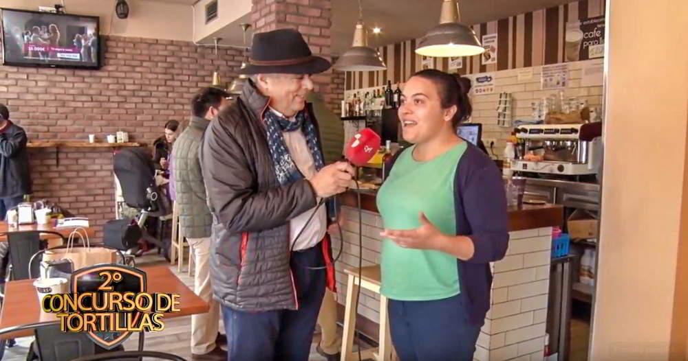 Segundo Concurso de Tortillas León - Cafetería Santa Nonia