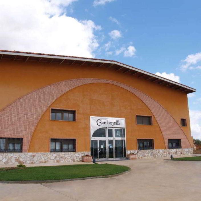 Bodegas Gordonzello 2019 - Portada