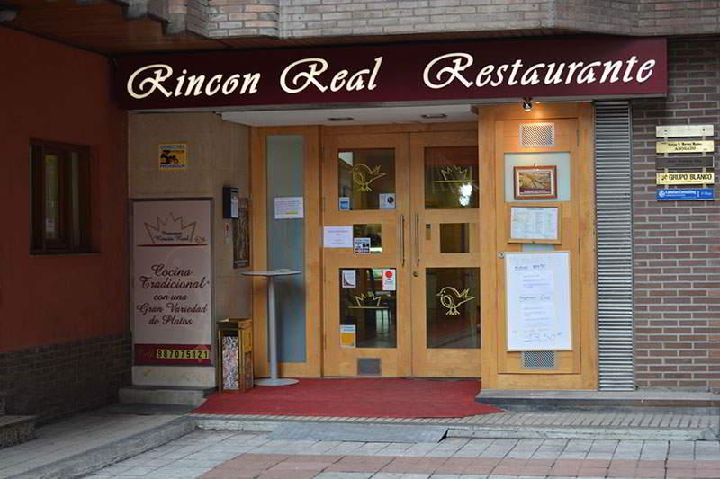 Restaurante Rincón Real - 1