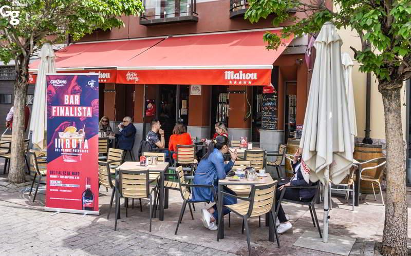 III Ruta del Vermut Preparado Cinzano León 2019 - La Otra Abacería