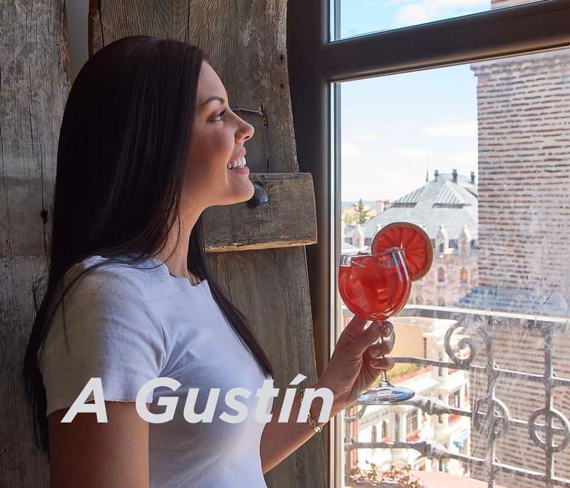 A Gustín - Coctelería Guía Gastronómica de León & Pablo del Blanco