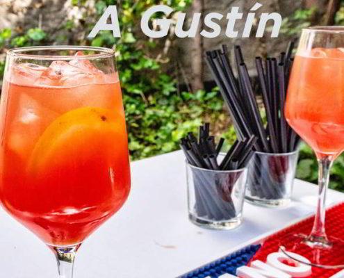 A-Gustín Cóctel Guía Gastronómica de León