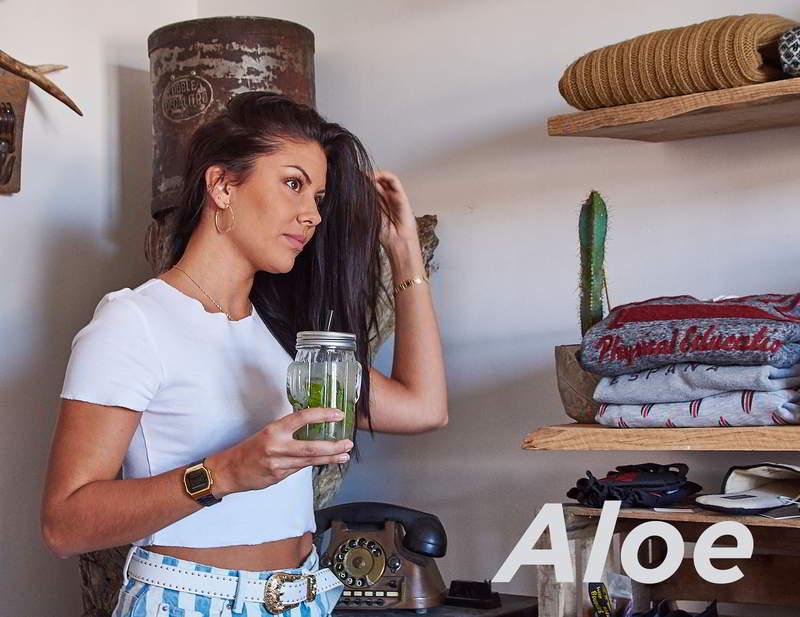 Aloe - Coctelería Guía Gastronómica de León & Pablo del Blanco