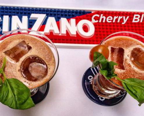 Cherry-Bloody Cóctel Guía Gastronómica de León