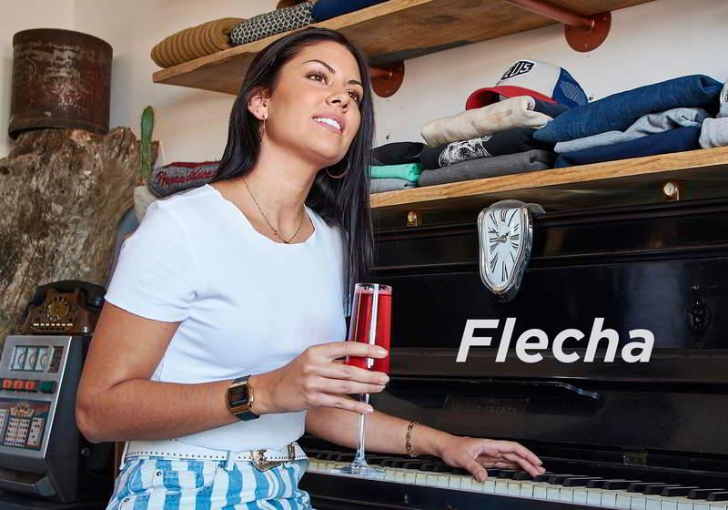 Flecha - Coctelería Guía Gastronómica de León & Pablo del Blanco