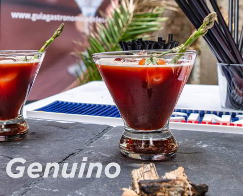 Genuino Cóctel Guía Gastronómica de León
