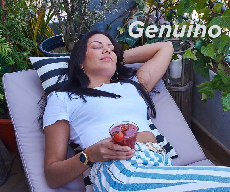 Genuino - Coctelería Guía Gastronómica de León & Pablo del Blanco