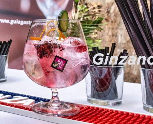 Ginzano-2 Cóctel Guía Gastronómica de León