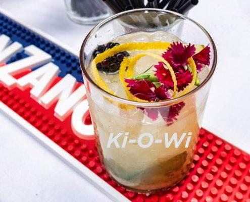 Ki-O-Wi-1 Cóctel Guía Gastronómica de León