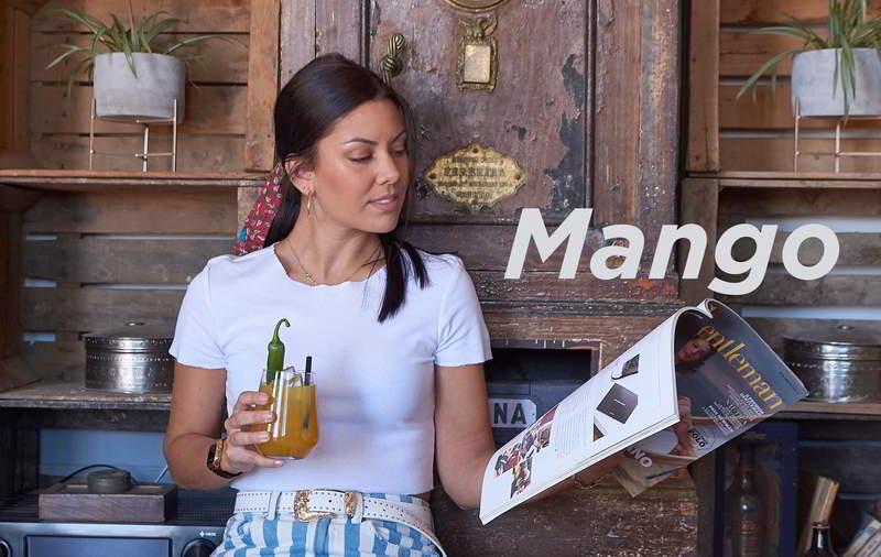 Mango - Coctelería Guía Gastronómica de León & Pablo del Blanco