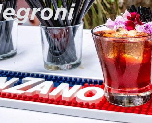 Negroni Cóctel Guía Gastronómica de León