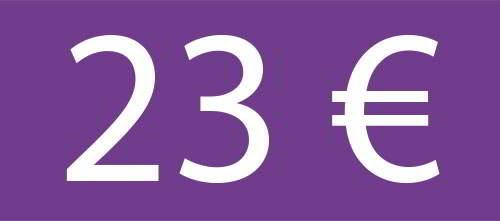 23 Euros - Circuito Cultural y Gastronómico
