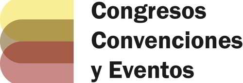 Congresos, Convenciones y Eventos - Logo