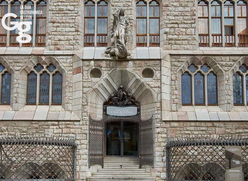 Museo Casa Botines Gaudí