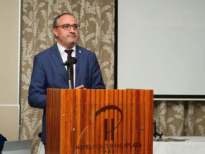 IX Cena de Gala Premios de La Academia Leonesa de Gastronomía - 9