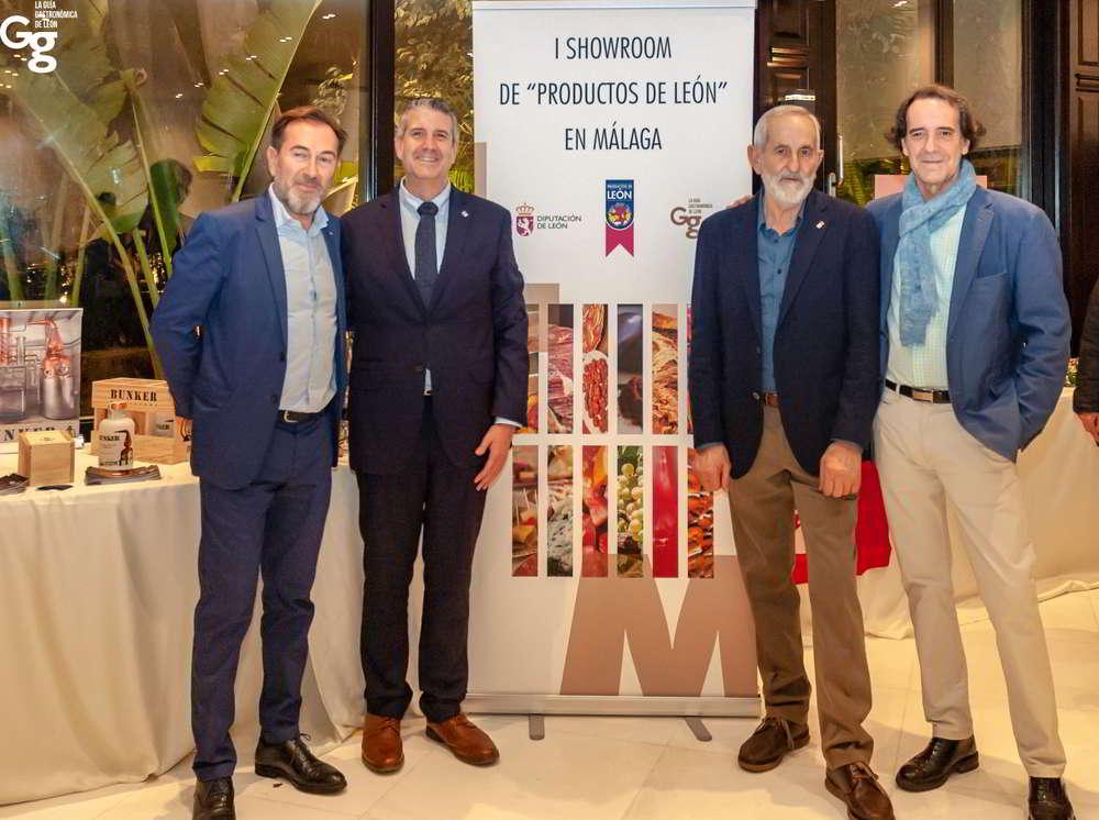 Productos de León y Sabor a Málaga